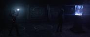Rhodes y Nebula en el Templo de Morag
