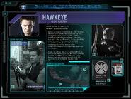 S.H.I.E.L.D. files Barton