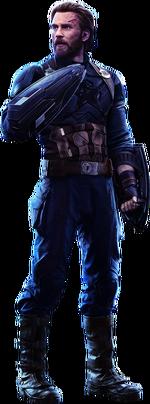 AIW - Capitán América Perfil