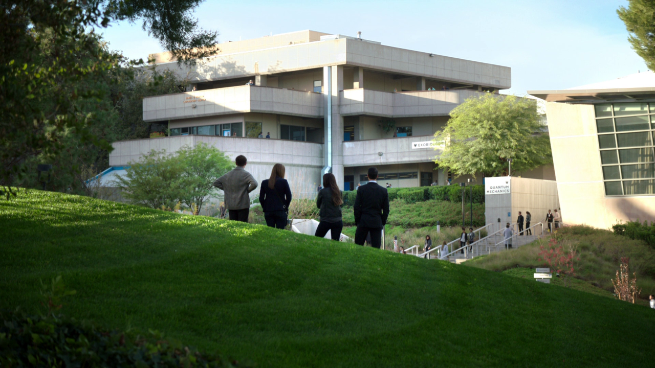 Academia de Ciencia y Tecnología de S.H.I.E.L.D.