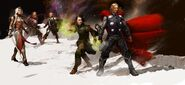 Thor 2011 concept art 1