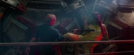 Gamora VS Guardia