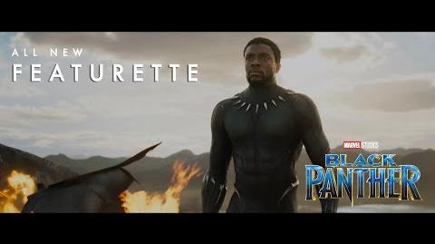 Marvel Studios' Black Panther - Good to Be King Featurette