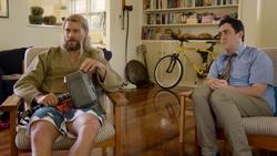 Thor, Mjolnir & Darryl - Team Thor Part 2.png
