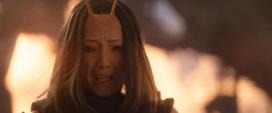 Mantis habla de la tristeza de Thanos