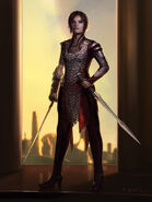 Thor The Dark World 2013 concept art 11