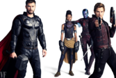 Avengers Infinity War - Promo Personajes 5