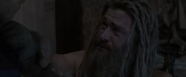 Thor tras escuchar el nombre de Thanos
