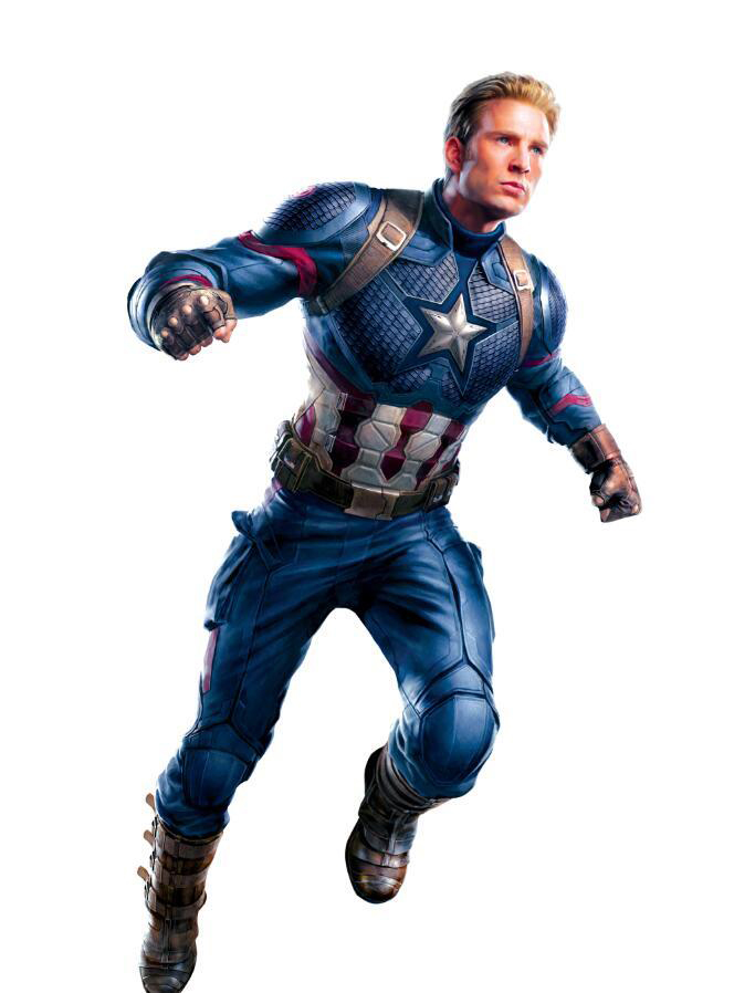 Униформа Капитана Америки