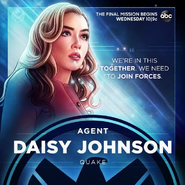 Agents of S.H.I.E.L.D. T7 - Daisy Johnson