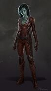 Guardians of the Galaxy 2014 concept art 28