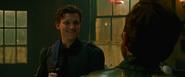 Parker le confía el control de E.D.I.T.H. a Beck