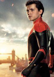 Peter Parker FFH Textless Poster.jpg