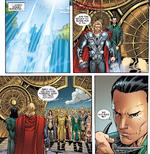 TTDW - Thor y Loki llegan a Asgard