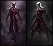 Thor The Dark World 2013 concept art 28
