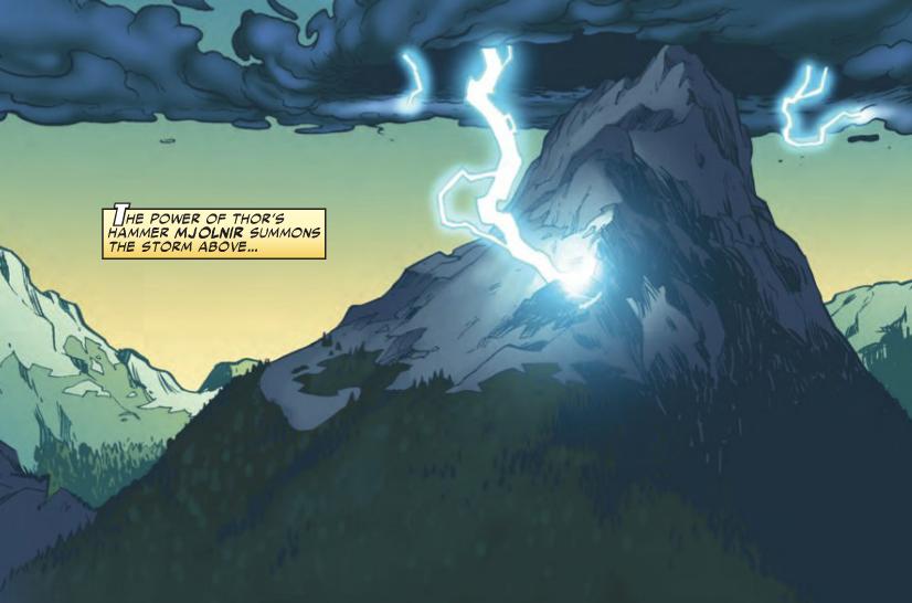 Asgardian Gold Mine
