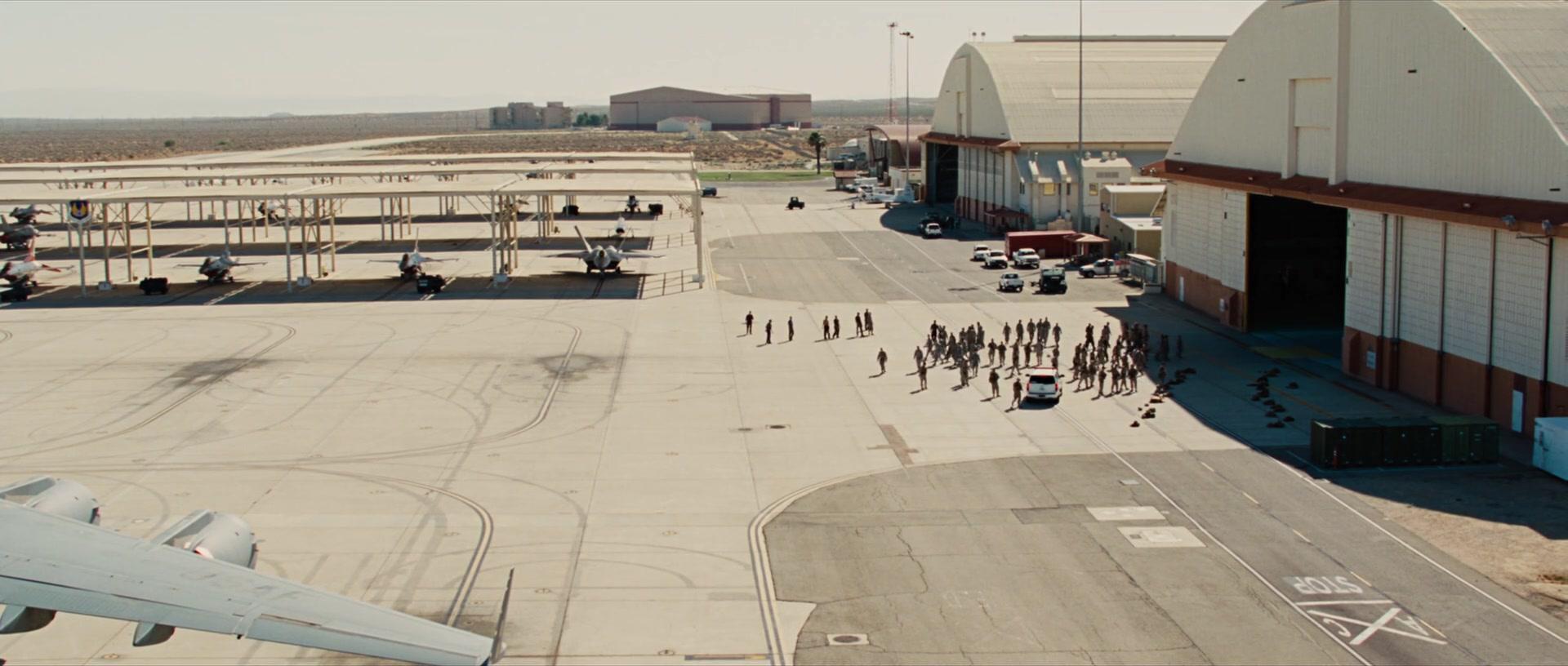 Base de la Fuerza Aérea Edwards