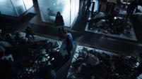 Equipo de Coulson tras lo sucedido en Greenwich