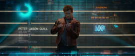 Prision Peter Quill