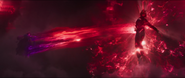 Scarlet Witch defeats Agatha Harkness