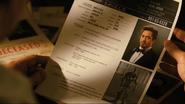 The Avengers Deleted Scene - Tony Stark File