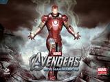 The Avengers: Iron Man Mark VII