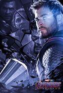Endgame Thor Poster