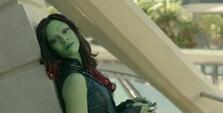 Gamora seduce a Quill