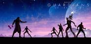Bluray Box - Guardians of the Galaxy