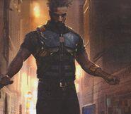 Erik Killmonger CA 6