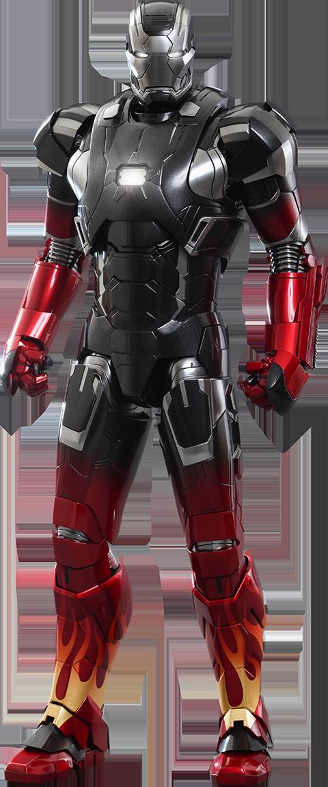 Armadura de Iron Man: Mark XXII
