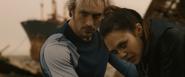 Pietro y Wanda dispuestos a seguir con el plan - AoU