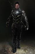 Captain America The Winter Soldier 2014 concept art 24