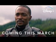 Coming This March - Disney+