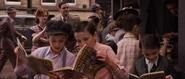 Kids reading Cap comics (1943)