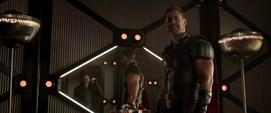Thor y Loki se reconcilian