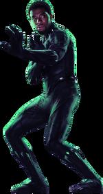 AIW - Pantera Negra Perfil