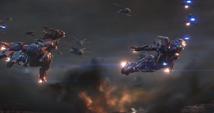 Potts y Rhodes vuelan juntos