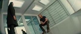 Thor descubre a Loki en la sala