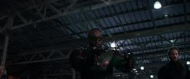 Wilson apunta sus armas hacia la Orden Oscura