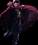 AIW - Doctor Strange Perfil
