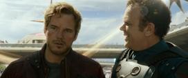 Star-Lord arrestado