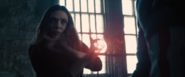 Wanda confronta al Capitán América