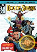Doctor Strange 2 promo poster