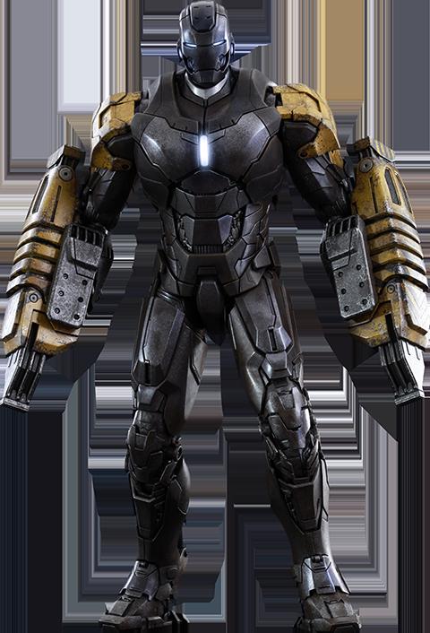 Armadura de Iron Man: Mark XXV