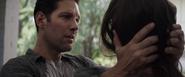 Scott looks at Cassie