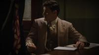 Sousa en el interrogatorio