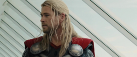Thor habla sobre Visión