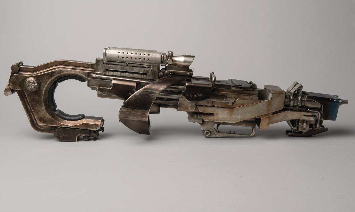 Laser Cannon