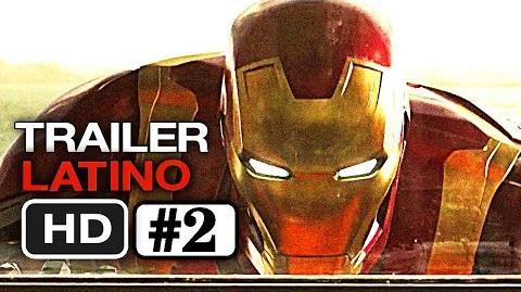 Spider Man De regreso a Casa Trailer 2 en Español LATINO (HD) Robert Downey Jr.